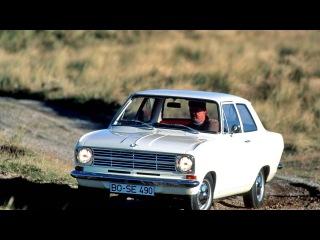Opel Kadett 2 door Sedan B '1965–73