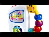 Kidtoy • Детский музыкальный плеер. Baby Einstein Take Along Tunes Toy