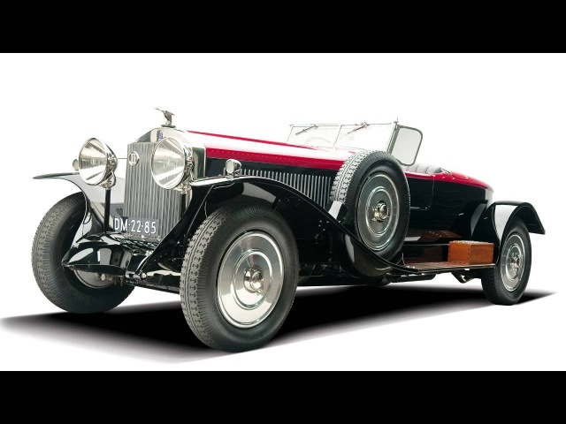 Isotta Fraschini Tipo 8A S Corsica Speedster '1925