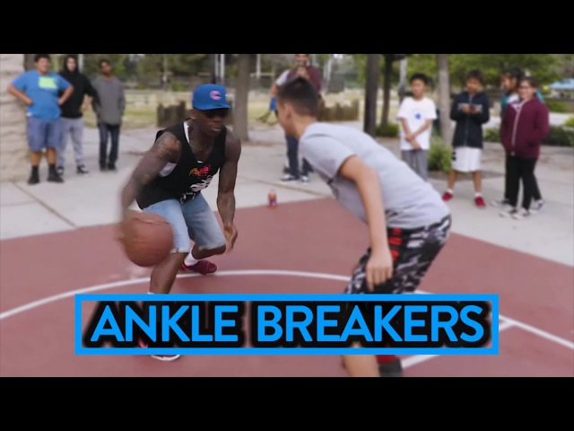 BEST STREETBALL MOVES ft BONE COLLECTOR Fung Bros Basketball