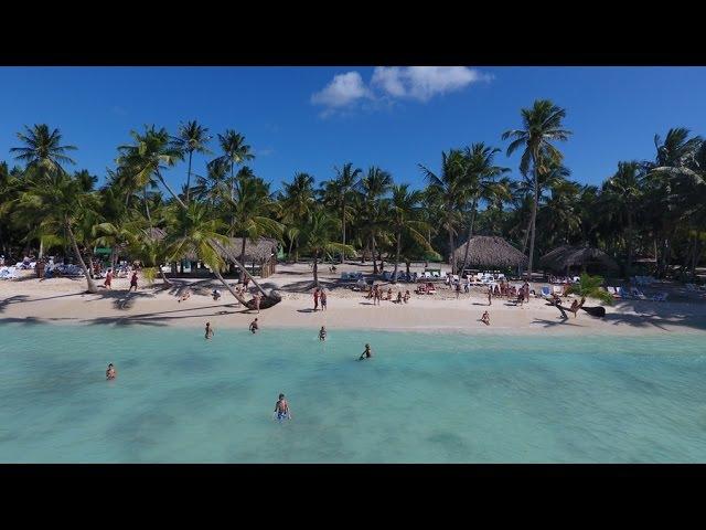 Saona Island, Dominican Republic - Республика Доминикана остров Саона