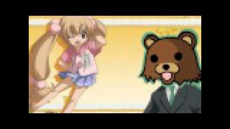 I love little girls - Komodo No Jikan - Pedobear Mix