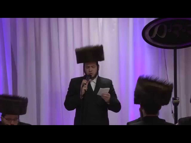 Motty Illowitz and Yedidim Choir When A Hatzolah Member Cries