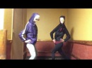 Mannequin Head Dance to Axel F by Crazy Frog