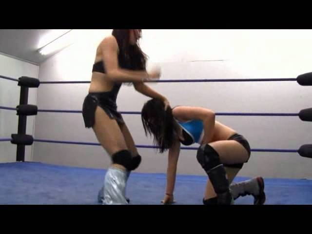 Britani Knight vs Jessie Mckay NOT FULL MATCH