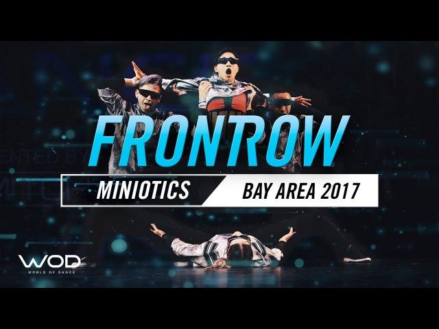 Miniotics | FrontRow | World of Dance Bay Area 2017 | WODBAY17