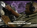 R.I.P. DJ Screw making a Screw tape Chopped Screwed • Soldiers United for Cash documentary