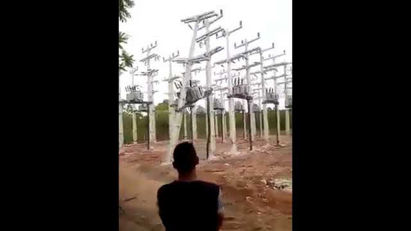 Brasilianer zerstören HAARP-Anlage - Wettermanipulations-Anlage!