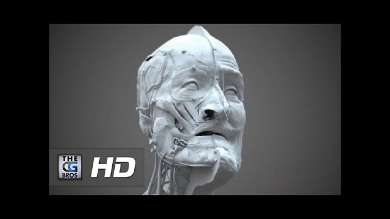 CGI 3D King Henri IV Forensic Facial Reconstruction by Philippe Froesch