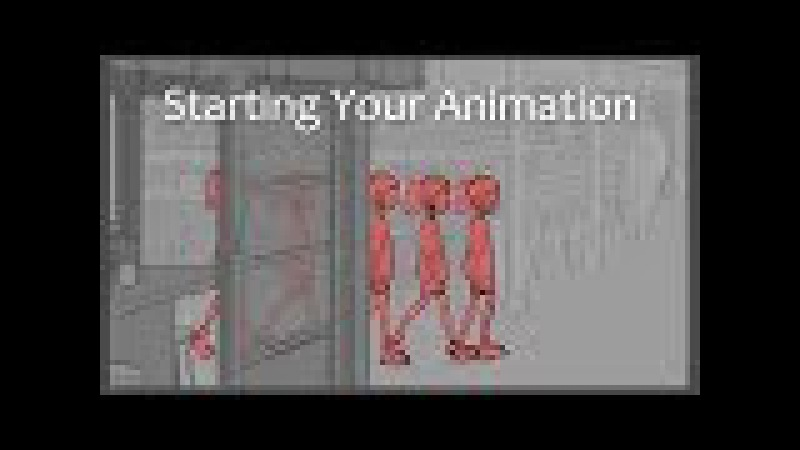 How to Start Your Animation! - Background and Roughs