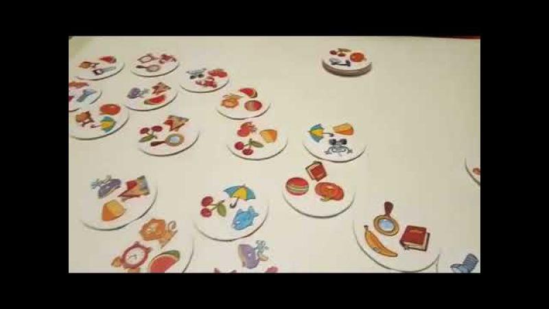 Настольная игра Банда умников Читай хватай правила для 4 лет