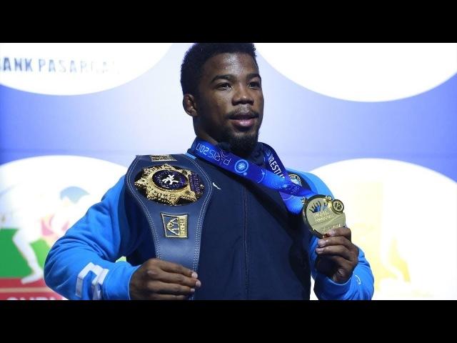 Frank Chamizo Marques 2017 World Champion