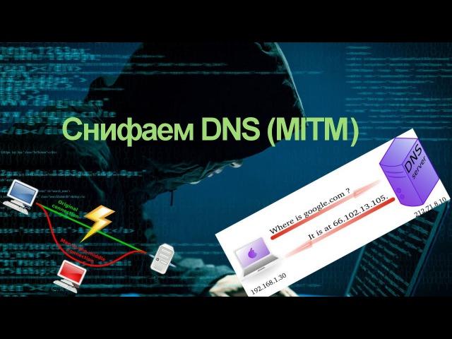 Перехват доменов в локальной сети