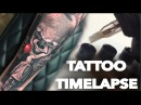 TATTOO TIMELAPSE PENNYWISE THE CLOWN IT CHRISSY LEE