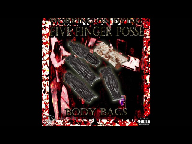 FIVE FINGER POSSE BODY BAGS PROD OOGIEMANE 4ZA