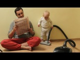 FUNNY babies CLEAN UP Try not to laugh FUNNY Compilation