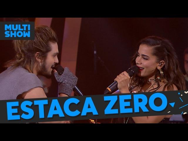 Estaca Zero Acordando o Prédio | Luan Santana e Anitta | Música Boa Ao Vivo