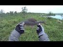 Рыбалка на Кольском.Бешеный клёв хариуса ч. 1.
