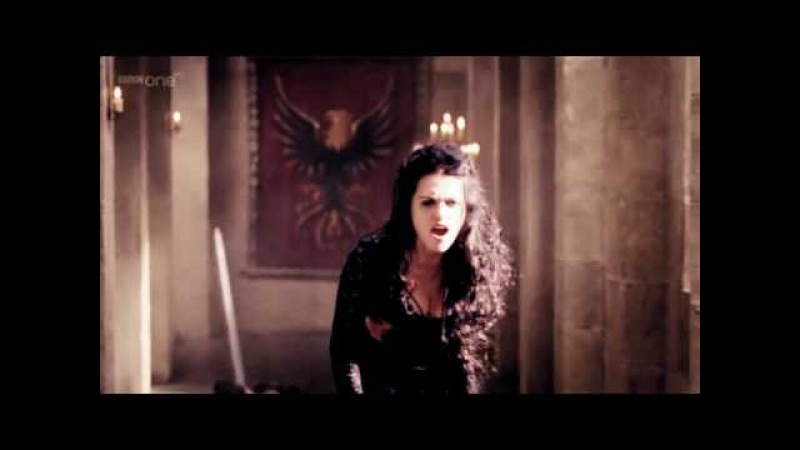 Arthur/Morgana; you want a revelation