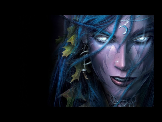 Прохождение WarCraft 3, TFT Кампания Ночных эльфов, глава 3 : Гробница Саргараса