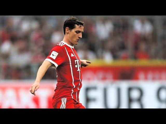 Sebastian Rudy vs Napoli - Bayern Debut - Individual Highlights