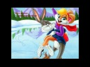 такие игры:реальный обзор Bugs Bunny In Double Trouble SEGA