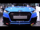 2018 Audi TT RS Audi Sport Accessorized Exterior Interior Walkaround 2017 Frankfurt Auto Show
