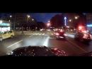 Бешеный мерин беспределит на дороге / Crazy Race C63 AMG