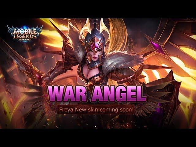 Фрея - Ангел Войны