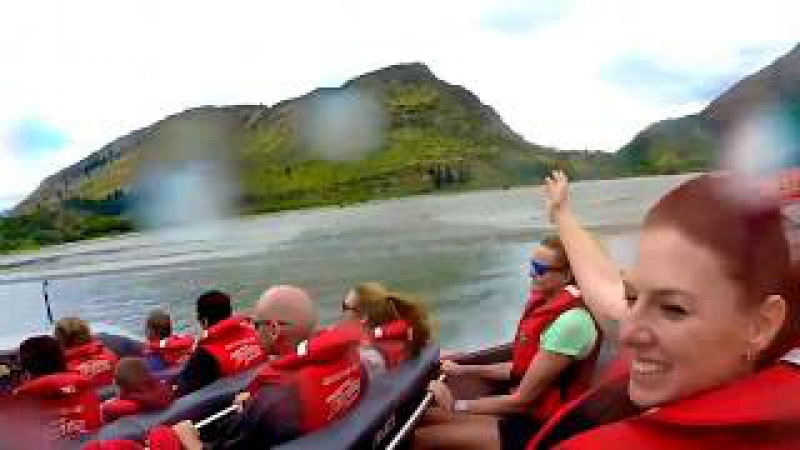 Modern Talking - Jet boat Liner. Extreme girl Team race fly crazy driver love mix