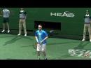 Roger Federer vs Rafael Nadal US Open Virtua Tennis 3 4 game