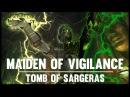 Бдительная дева мифик Maiden of Vigilance mythic Feral POV