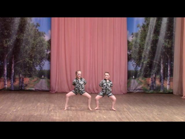1место Наш первый дуэт 18 02 18г Суняйкина Дарья и Лихоманова София Viva la dance СУПЕР