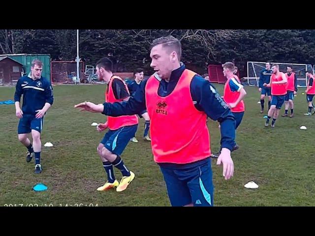 Football Warm UpsTV: Match Day Warm Up (ideas)