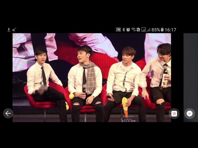 6MoonsAsiaTour Fan Meet in Tianjin China [ Part 2 /5]