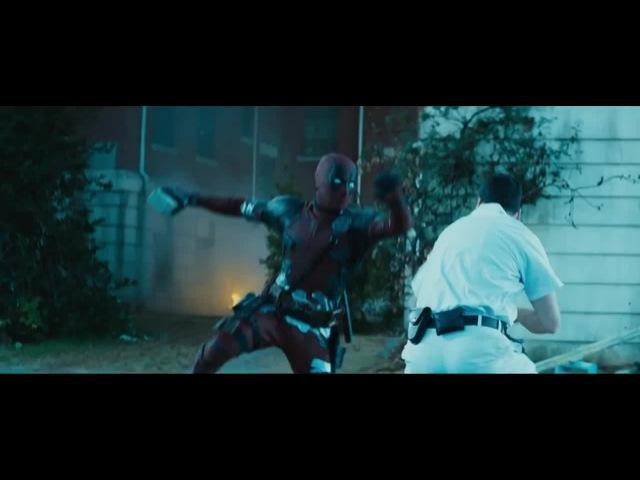 Boss Mode! (Deadpool 2 Red Band Teaser Trailer) · coub, коуб