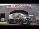 AVORZA MERCEDES BENZ METRIS LIMO VAN BY ALEX VEGA THE AUTO FIRM CUSTOM BUILT FOR MARC ANTHONY