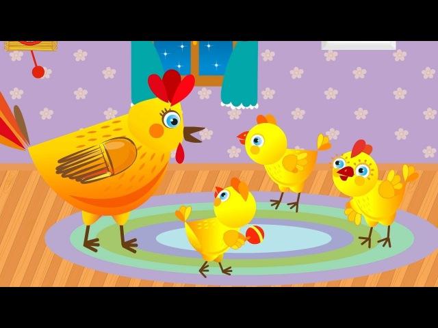 La chioccia allegrona canzoni animate per bimbi