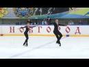 Анастасия Мишина/Александр Галлямов, КП, Финал Кубка России 2018