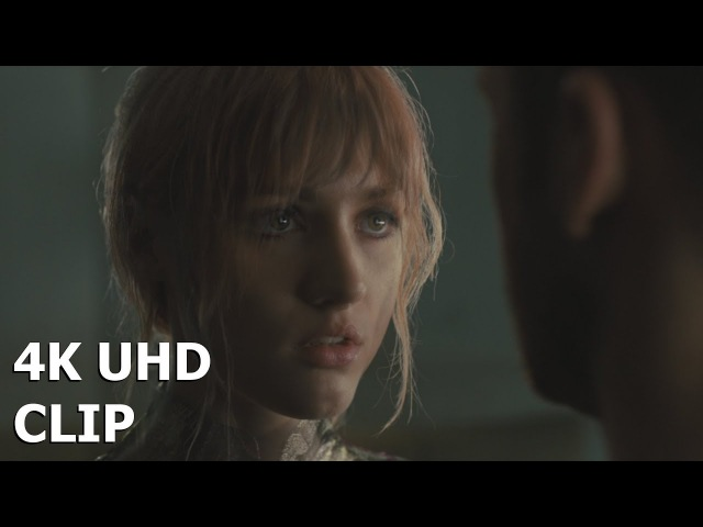 Blade Runner 2049: K, Joi, and Mariette Have A Threesome