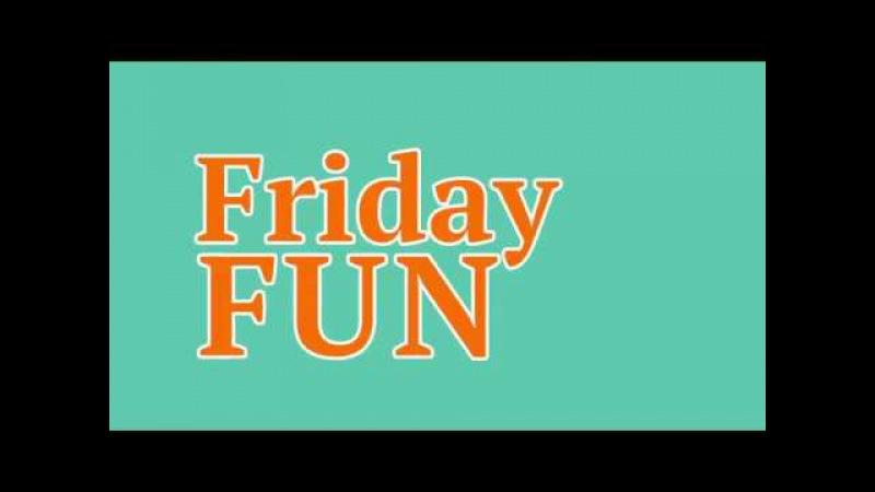 4U Camp Friday Fun - Season Finale
