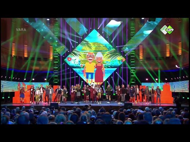 Kinderen voor Kinderen - 37' «Voor Altijd Jong» (Volledige Show 2016) • Нидерланды