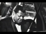 OSCAR PETERSON TRIO at BBC, JAZZ 625 (1964, musical parts, 024)