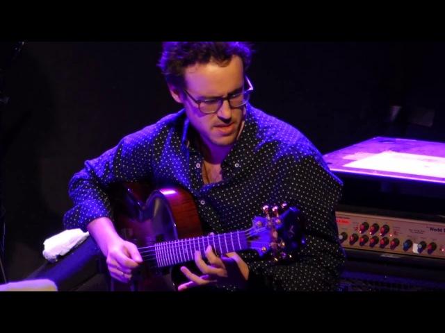 Kristóf Bacsó Triad Gilad Hekselman - Porgy Bess, Vienna, Austria, 2018-02-04 - Piano Music