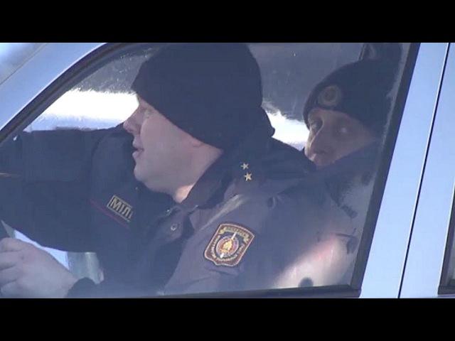 Міліцыя збіла жыхара Хойнікаў на вачах жонкі і дзяцей