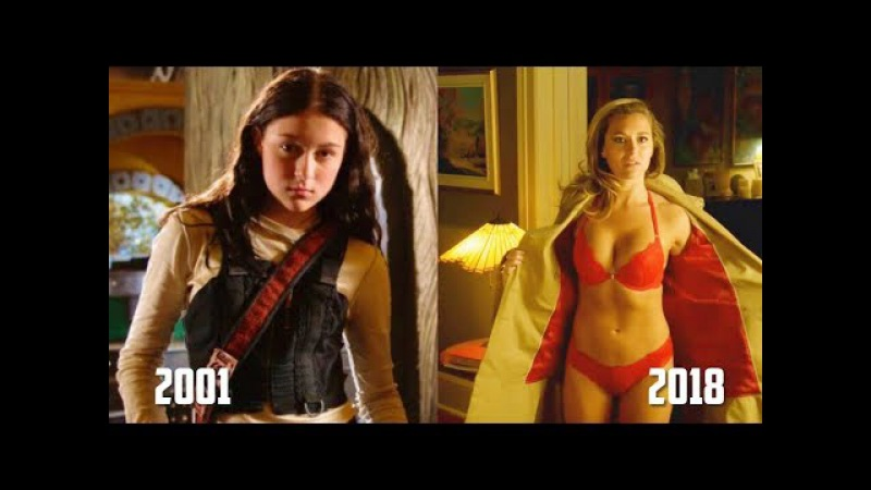 Spy Kids Before And After 2018, Spy Kids THEN And NOW 2018, Spy Kids Antes y Después 2018