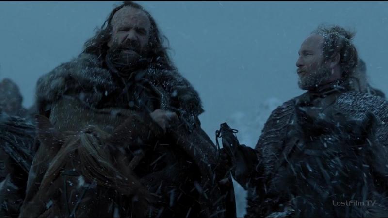 Game of thrones |7х01| ворчливый Клиган