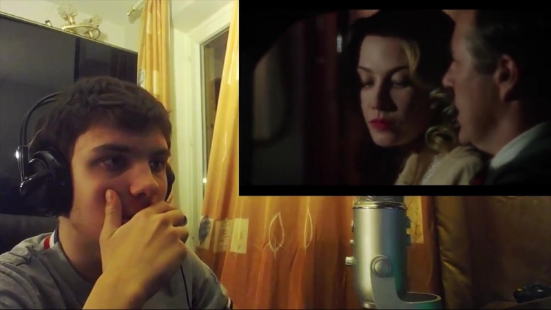 "Reaction ¦ 1 серия 2 сезона ""Marvel's Agent Carter⁄Агент Картер"""