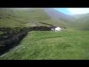 в Тибете таяние вечной мерзлоты, течет, как лава Нгаба Дзонг в тибетской, китайской Аба Сиань. Провинция Сычуань