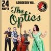 The Optics | клуб Грибоедов (Хилл)